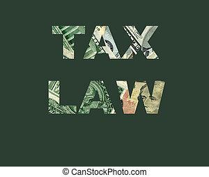 opodatkować, słówko