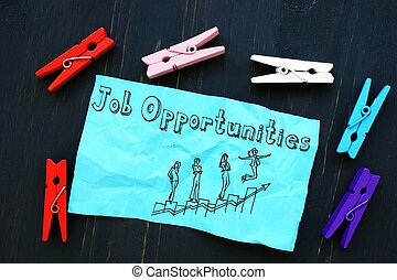 oportunidades, page., inscrição, trabalho