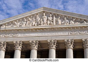 opperst hof, van, verenigde staten