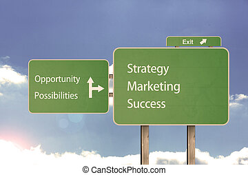 Opportunity and strategy green road