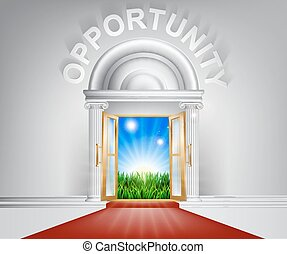 Opportunity Door Concept