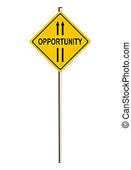 Opportunity.