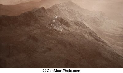 Opportunity Mars exploring the surface of red planet - ...