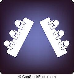 debate - opposite table debate