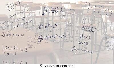opróżniać, klasa, ruchomy, matematyczny, przeciw, ...