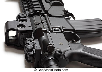 ops, carbine, na, spekulacja, napaść, m4a1