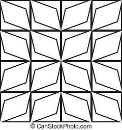 Optic illusion stellar structure background