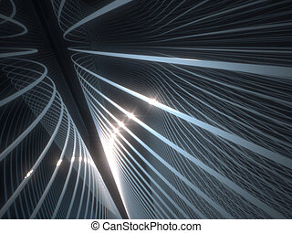 Optical Fiber Abstract