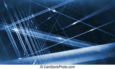 """Optical fibers animation "" - ""Optical fibers animation...."