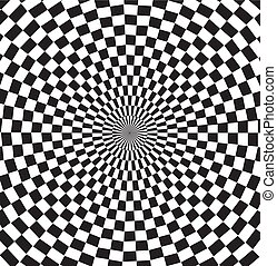 optical illusion graphic design