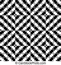 Optical illusions - Lines are parallel but seem to be...