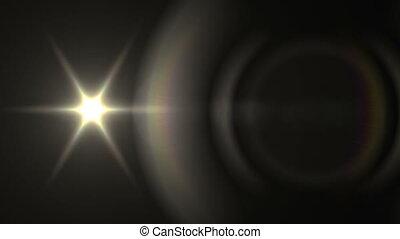 Optical Lens Flares Pack - 10 In 1 (Part 13) - Optical Lens...
