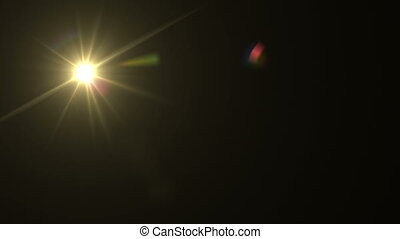 Optical Lens Flares Pack - 10 In 1 (Part 4)