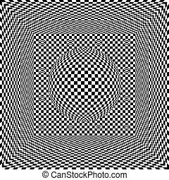 optický