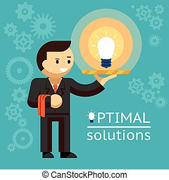 Optimal solutions concept