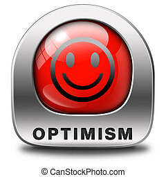 optimism icon positive thinking a positivity attitude leads...