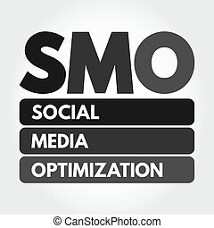 optimization, social, smo, média, acronyme, -