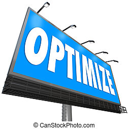 Optimize Word Billboard Perfect Revising Optimization Search Cap