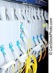 optique, télécommunication, équipement, multiplexor.