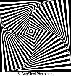 optische illusie, achtergrond