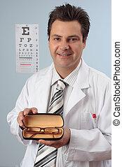 optometrist, espetáculos