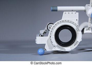 Optometrist trial frame