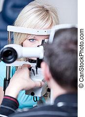 optometry, 概念