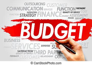 orçamento