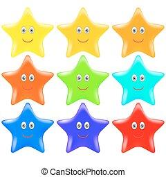 or, étoiles