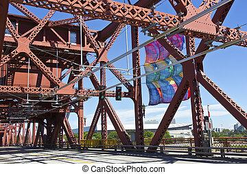 or., 橋, ポートランド, 下部組織, broadway