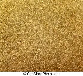 or, brun, livre cartonné, papier, texture