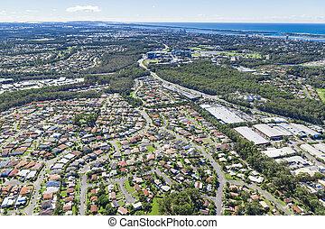 or côte, australie