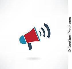 orador, icono