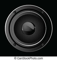 orador, sonido