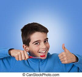 oral health, alatt, gyerekek