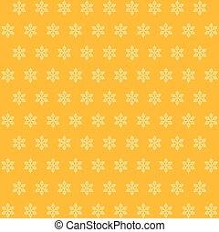 Orange abstract christmas. Vector illustration