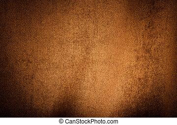 Orange and brown textured background
