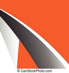 Orange and grey abstract background 001