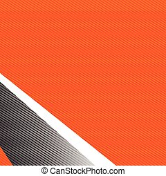 Orange and grey abstract background 002