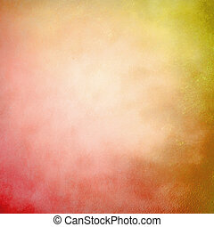 Orange and red abstract grunge background