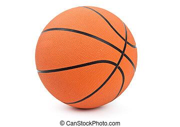 Basketball - Orange Basketball with white background