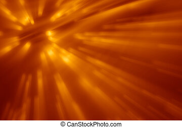 orange  beam