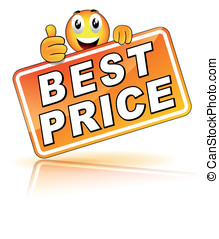 orange best price icon