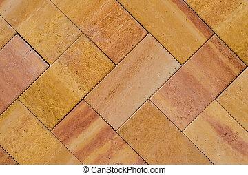 Orange Brick Work (1)