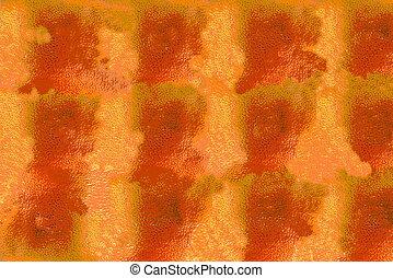 Orange brown background