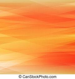 orange, clair, fond