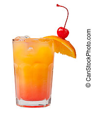 orange, closeup, cocktail