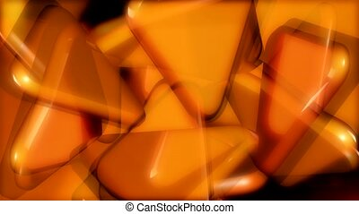 orange, cluster, fluctuate