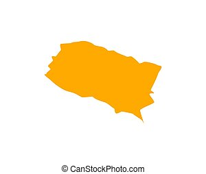 Orange County California Map
