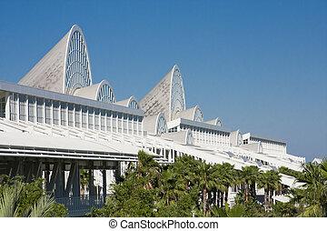 Orange County Convention Center in Orlando, Florida